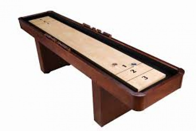 Shuffle Board Full Court 9'