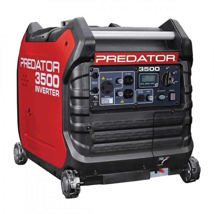 Generator 3500W Inverter