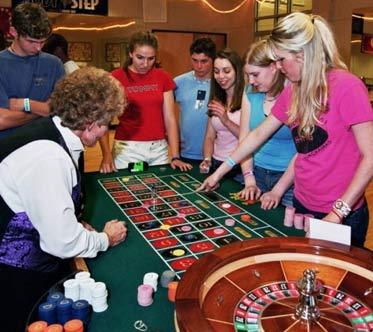 corporate casino rental