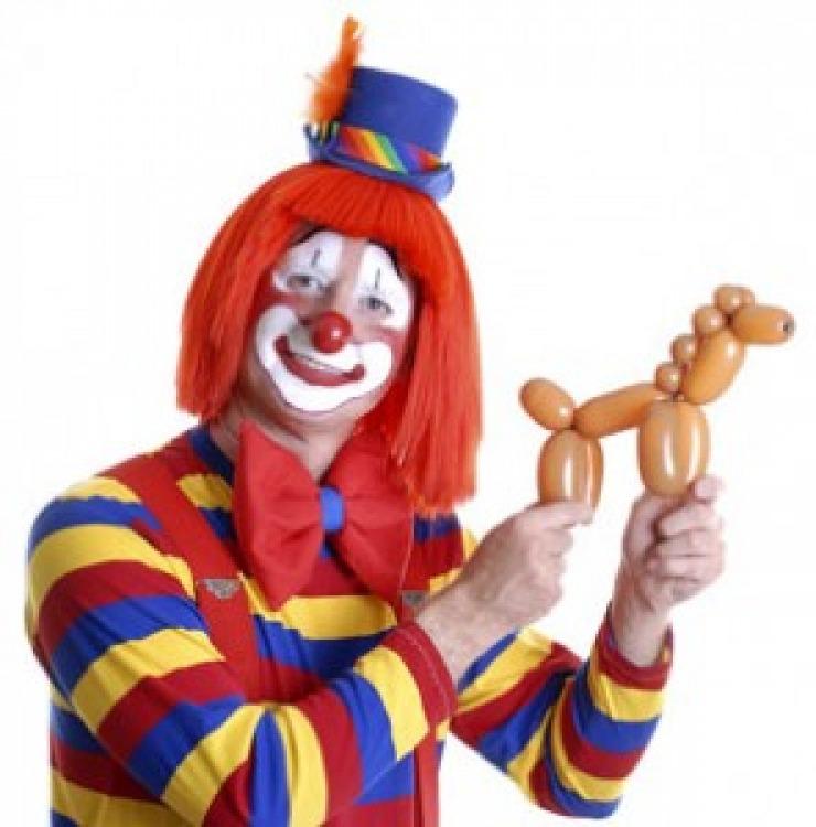 Clown to do Balloons