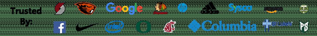 Portland PartyWorks Client Logos