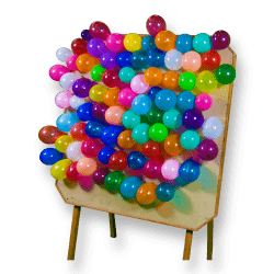 Additional 5-6 Balloons (100/pack)