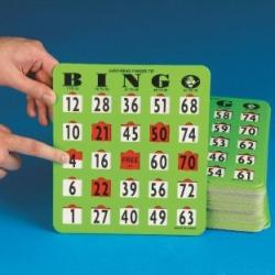 Additional Bingo Card