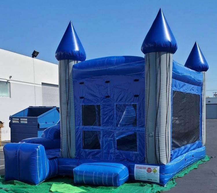 Blue Castle Water Park Combo